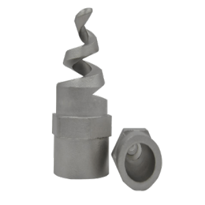 Investment casting Nozzle for mining machinery