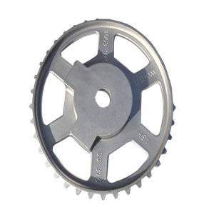 Stainless steel precision casting wheel