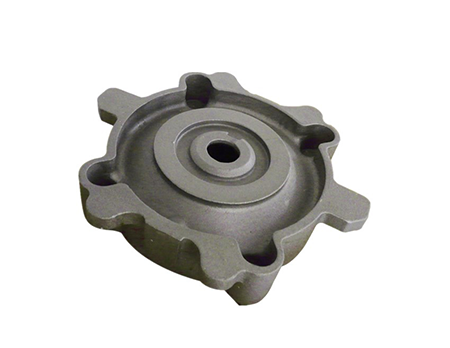 HT300 grey iron sand casting spare parts