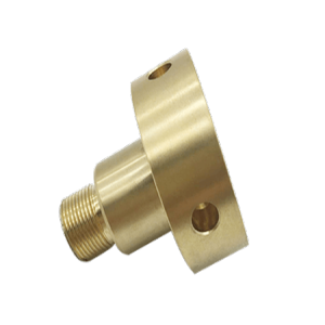 Copper cnc machining service