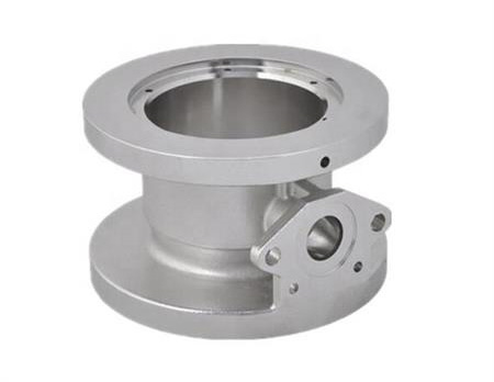 Stainless steel valve housing valve body casting