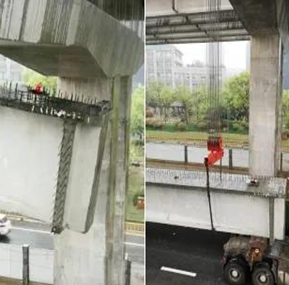 Wtau Height &  Angle Limit Alarming Devices Participated in Expressway Construction