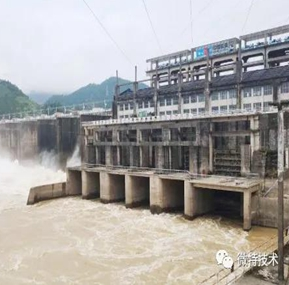 The WTAU  safety monitoring system ensure the safe operation of the lifting equipment of the Guangxi Mashi Hydropower Station