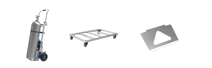 motorized stair climbing appliance dolly