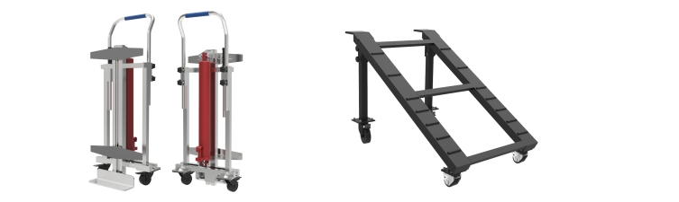 heavy duty stair climbing dolly