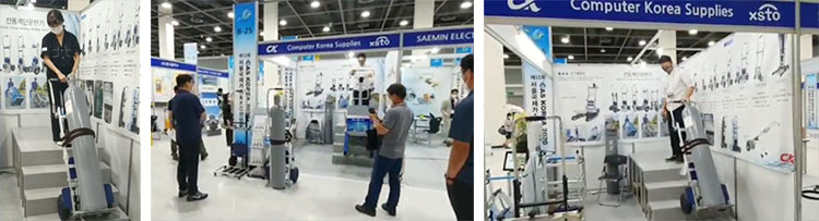 XSTO in Gas Korea Exhibition 2020