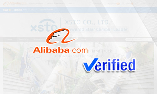 Verified Supplier on Alibaba.com, XSTO deserves its name!
